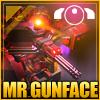Mr Gunface